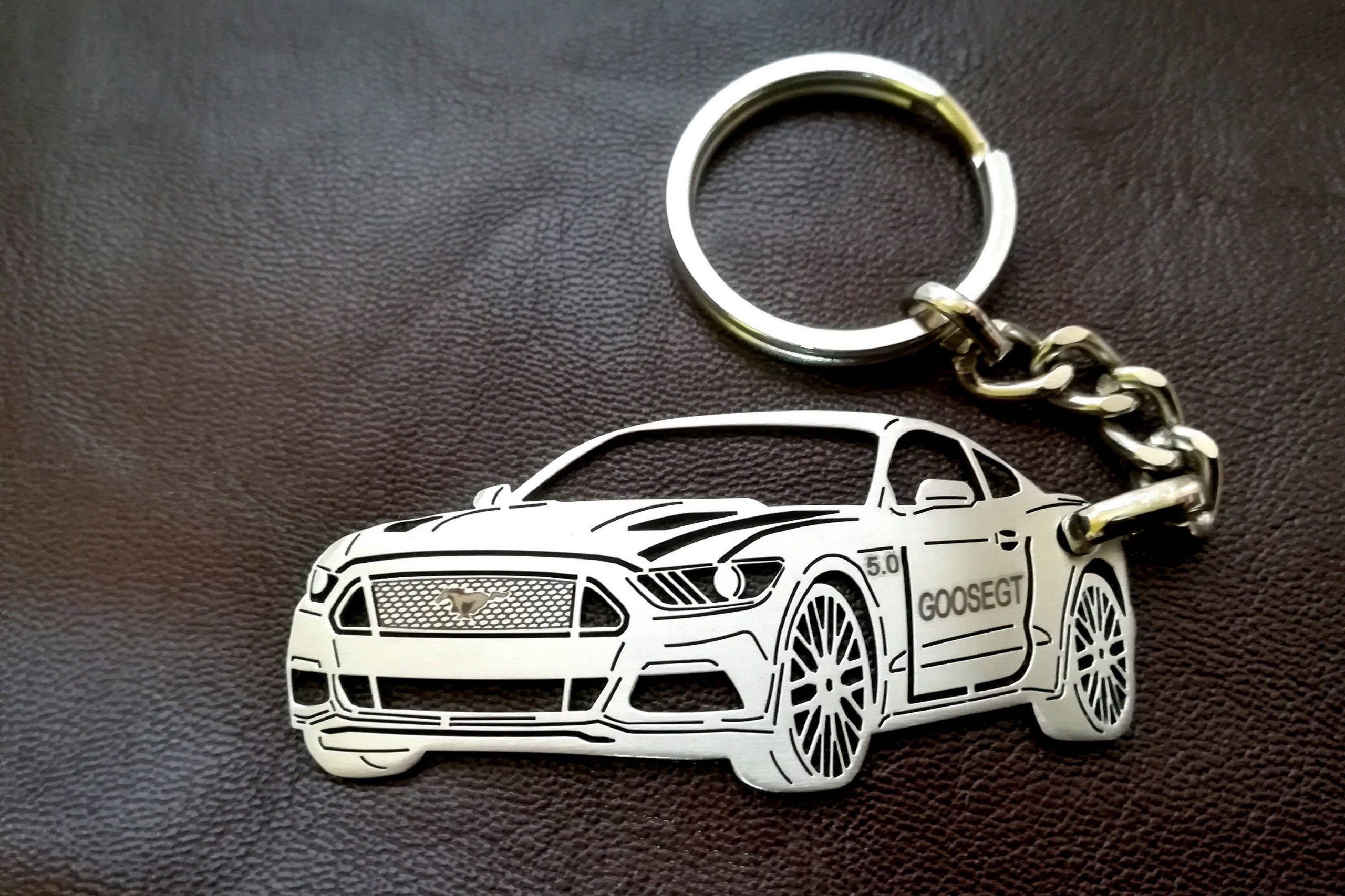 🏷 9 ASTONISHING FORD MUSTANG KEYCHAINS | LISTING & REVIEW